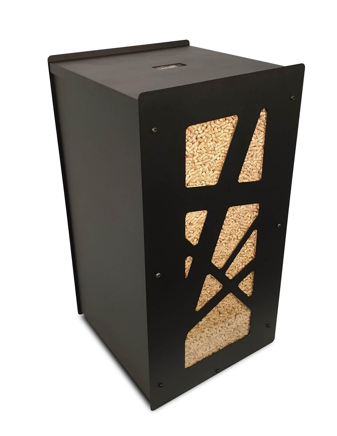 Trouver un rangement à pellets pas cher et design à Dijon - Meubles de rangement et stockage ...
